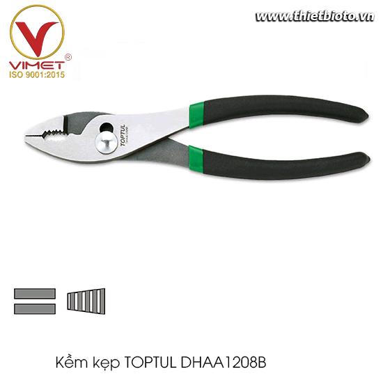 Kềm kẹp TOPTUL DHAA1208B