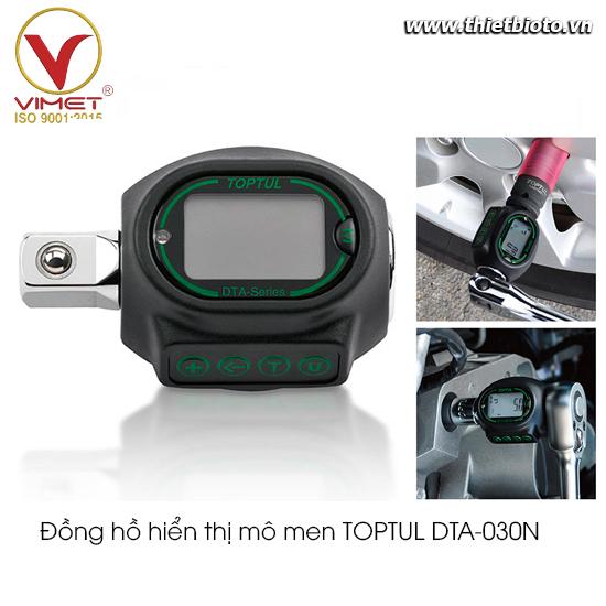 Đồng hồ hiển thị mô men TOPTUL DTA-030N