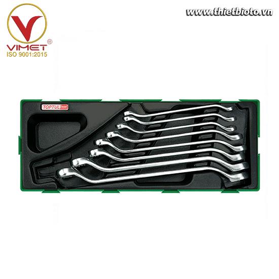 Khay dụng cụ cầm tay 8 chi tiết Toptul GTA0802