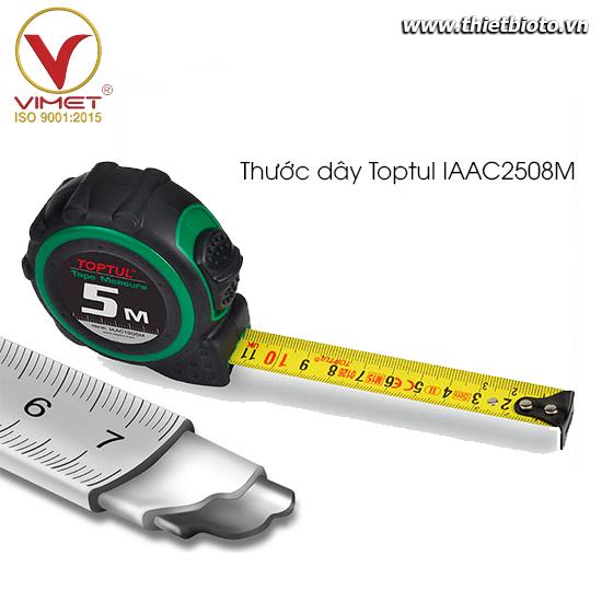 Thước dây Toptul IAAC2508M