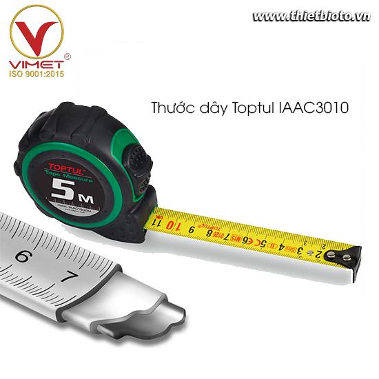 Thước dây Toptul IAAC3010