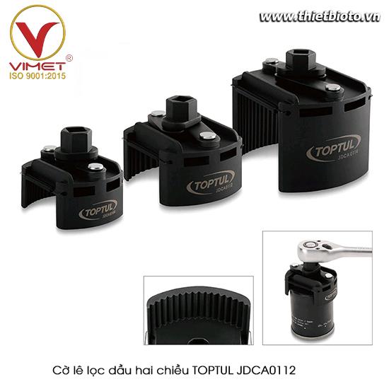 Cờ lê lọc dầu hai chiều TOPTUL JDCA0112