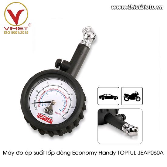 Máy đo áp suất lốp dòng Economy Handy TOPTUL JEAP060A