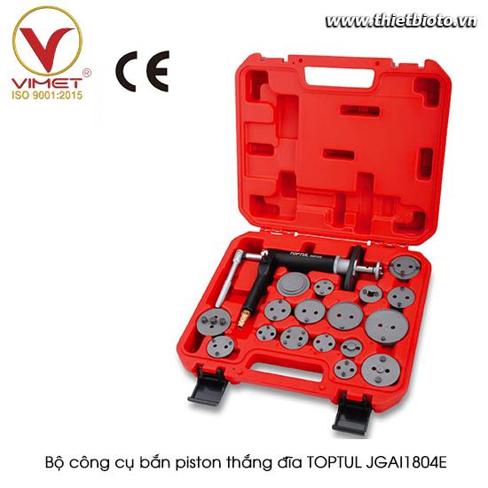 Bộ công cụ bắn piston thắng đĩa TOPTUL JGAI1804E