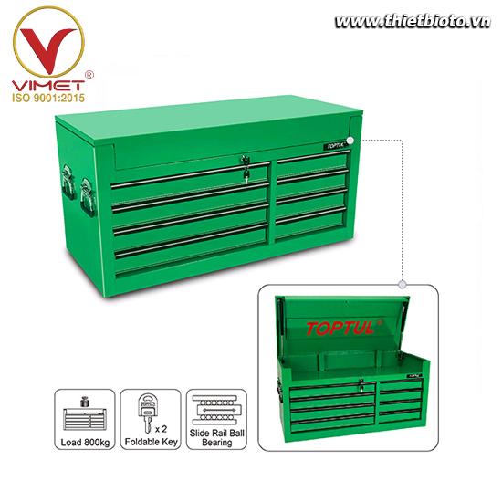 Tủ chứa dụng cụ đồ nghề 8 ngăn Toptul TBAA0801