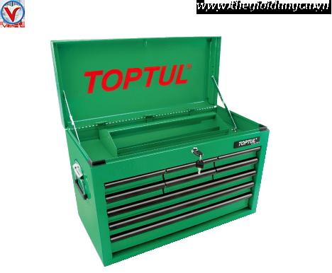 Tủ đồ nghề Toptul 9 ngăn không có dụng cụ TBAA0901