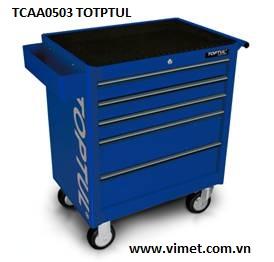 Tủ dụng cụ 5 ngăn Toptul  TCAA0503 - đã ngưng sx