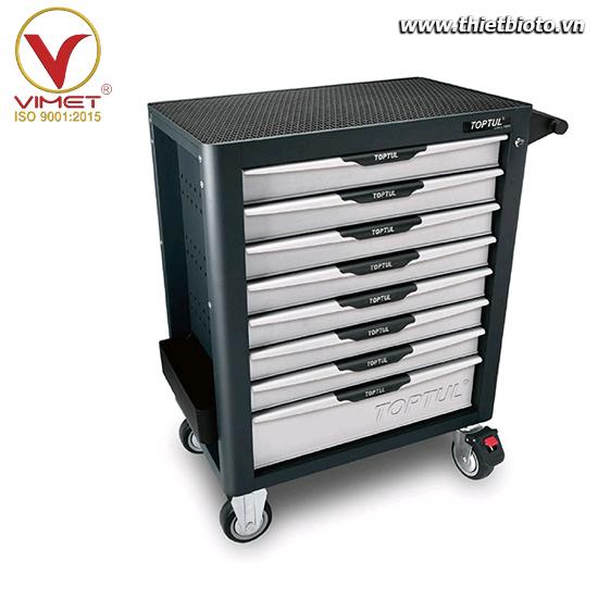 Tủ đồ nghề 8 ngăn không dụng cụ TOPTUL TCBL0803