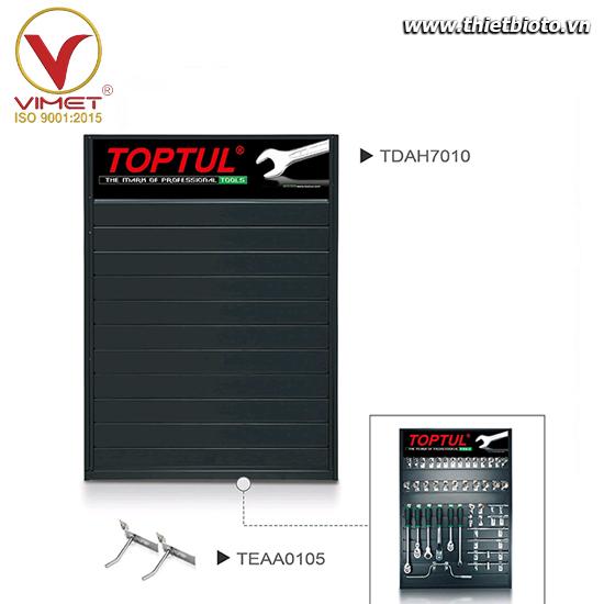 Bảng trung bày sản phẩm và đế móc 50 cái TOPTUL TDAH7010 / TEAA0105