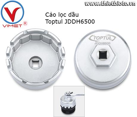 Cảo lọc dầu Toptul JDDH6500