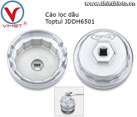 Cảo lọc dầu Toptul JDDH6501
