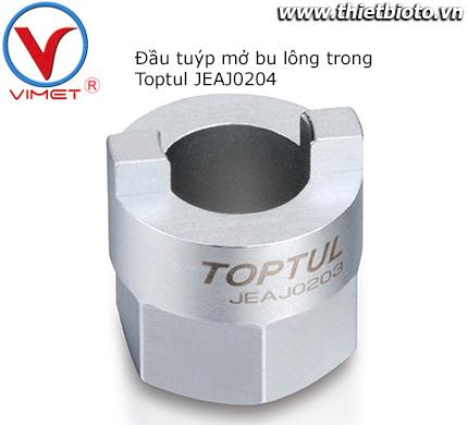 Tuýp mở bu lông trong Toptul JEAJ0204