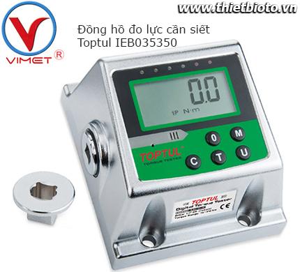 Đồng hồ đo lực cần siết Toptul IEB035350