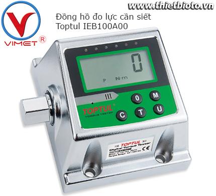 Đồng hồ đo lực cần siết Toptul IEB100A00