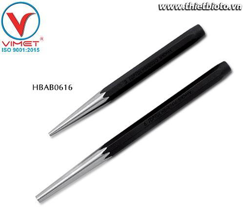 Đột dấu 6mm Toptul HBAB0616