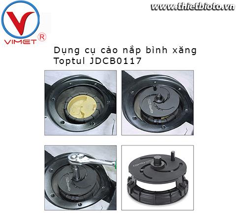 Dụng cụ cảo nắp bình xăng Toptul JDCB0117