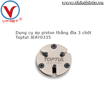 Bộ điều chỉnh piston phanh đĩa 3 chốt Toptul JEAY0335
