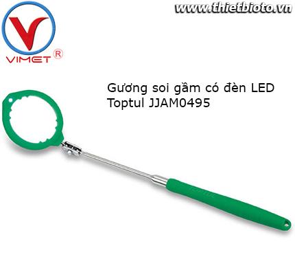 Gương soi gầm có đèn LED Toptul JJAM0495