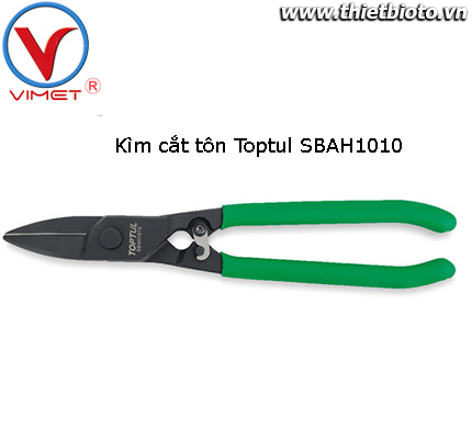 Kìm cắt tôn Toptul SBAH1010