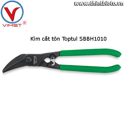 Kìm cắt tôn Toptul SBBH1010