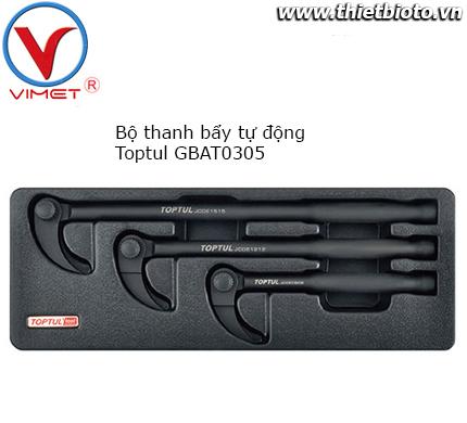 Bộ thanh bẩy tự động 3 chi tiết Toptul GBAT0305