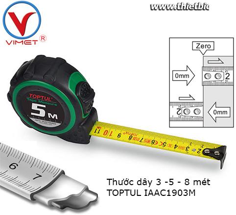 Thước dây TOPTUL IAAC1903M