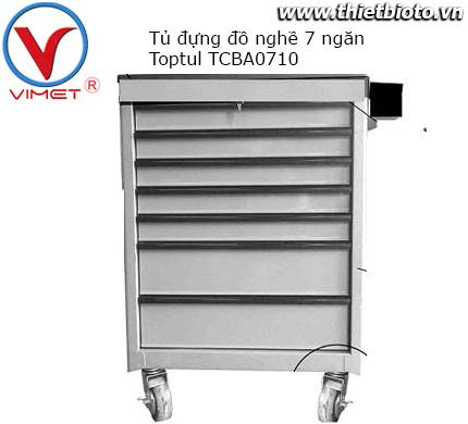 Tủ đựng đồ nghề 7 ngăn Toptul TCBA0710