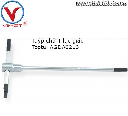 Tuýp chữ T đầu lục giác Toptul AGDA0213